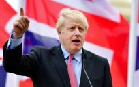 Boris Johnson  (Foto. @BorisJohnson )