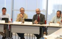 El documento ha sido presentado en la última reunión del Comité Sectorial de Seguridad y Salud Laboral del Sescam (Foto. Sescam)