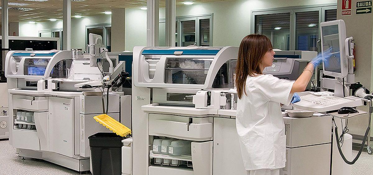 Laboratorio Clínico Central de Madrid (Foto. ConSalud)