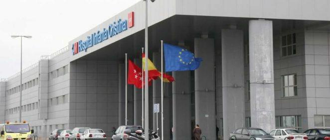 Hospital Infanta Cristina (Foto. Comunidad de Madrid)