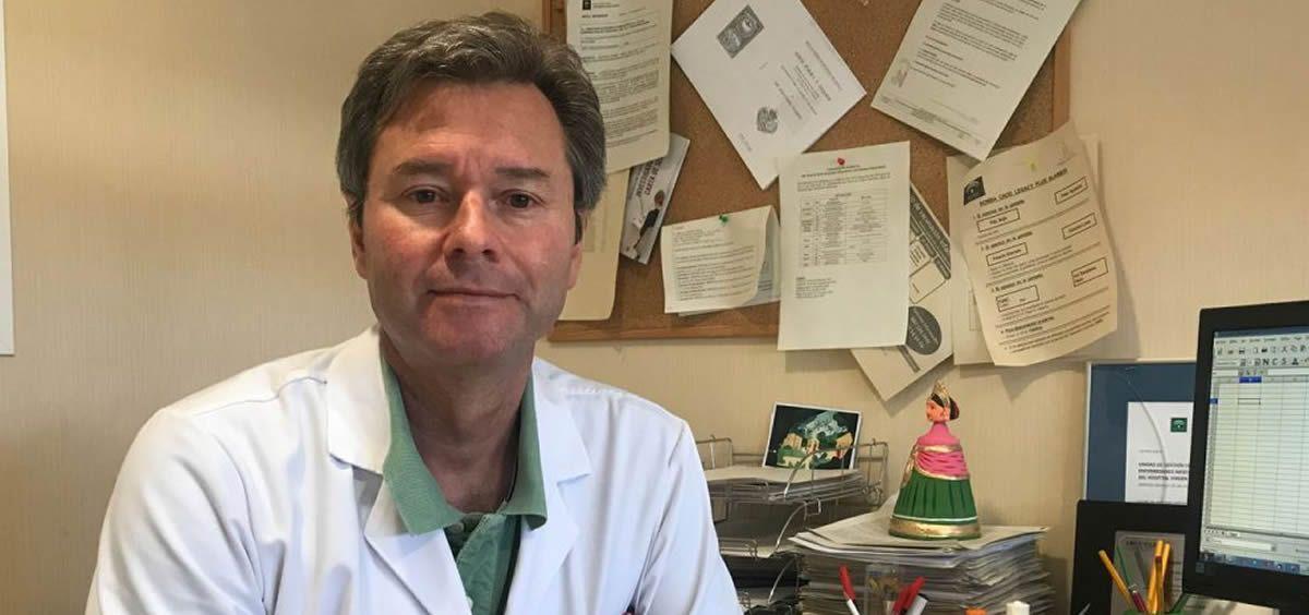 Jesus Rodriguez Banos.Investigadores Lideran Un Estudio Sobre Antibioticos
