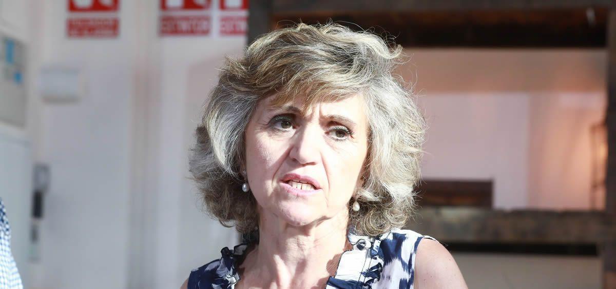 La ministra de Sanidad, Consumo y Bienestar Social, María Luisa Carcedo. (Foto. Flickr PSOE)