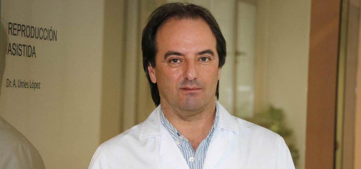 Antonio Urries López, presidente de Asebir