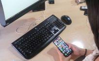 Uso excesivo de las tecnologías (Foto. Gobierno de Canarias)