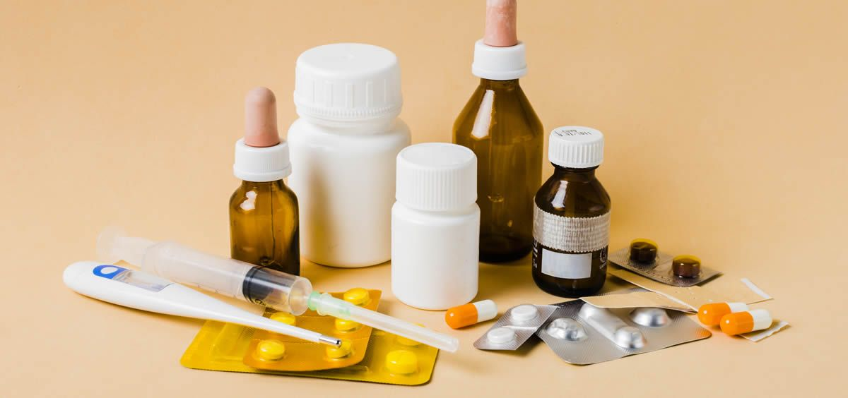 Medicamentos (Foto. Freepik)
