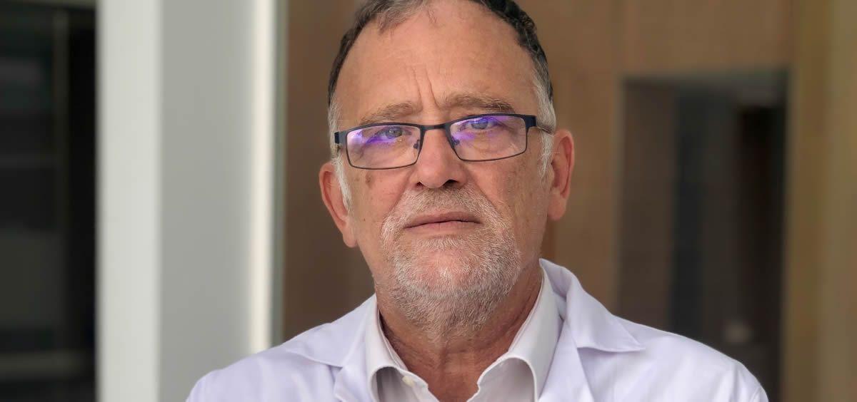 Javier Rodríguez Escobar, jefe de la Unidad de Neuroestimulación Psicológica del Hospital Quirónsalud Infanta Luisa (Foto.Quirónsalud)
