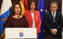 La consejera de Sanidad del Gobierno de Canarias, Teresa Cruz (Foto: Gobierno de Canarias)