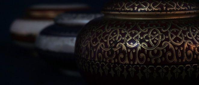 Urna funeraria (Foto. Pixbay)