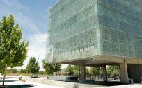 Edificio del Servicio de Salud de Castilla La Mancha (Foto. Sescam)