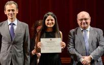 Una psicóloga de La Fe recibe el Premio Nacional Fin de Carrera