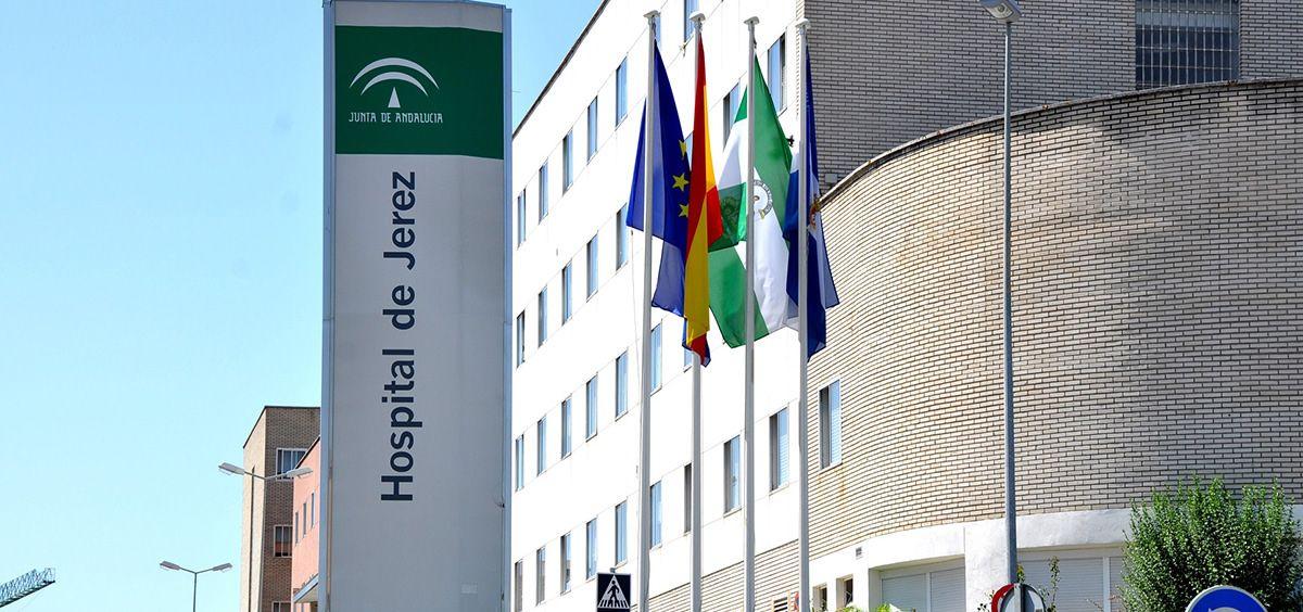 Hospital de Jerez de la Frontera (Foto. Junta de Andalucía)