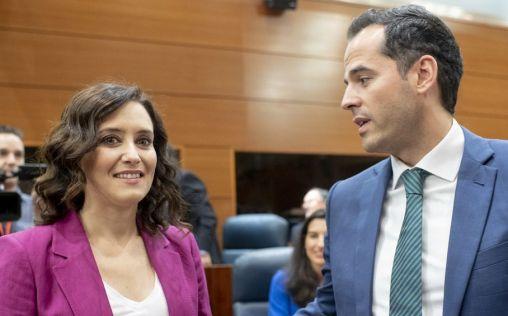 Los planes sanitarios de la Comunidad de Madrid con el Gobierno de PP y C's