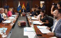 Consejo de Gobierno de Canarias (Foto. Gobierno de Canarias)