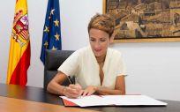 La presidenta del Gobierno de Navarra, María Chivite (Foto. @PSNPSOE)