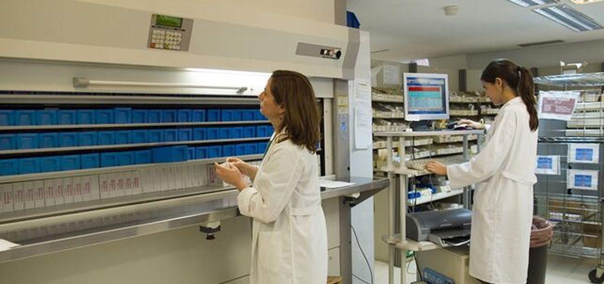 Prescripción electrónica de medicamentos (Foto. Junta de Andalucía)