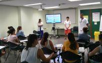 Cursos formativos para nuevos profesionales (Foto. Gobierno de Canarias)