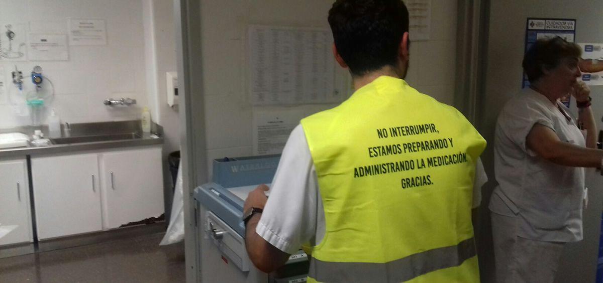 Medida para alcanzar un mayor grado de seguridad de los profesionales (Foto. Comunidad Valenciana)