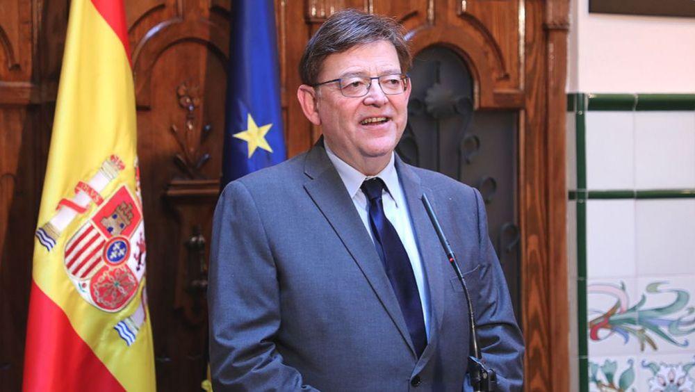 Ximo Puig, presidente de la Comunidad Valenciana (Foto: Flickr Generalitat Valenciana)