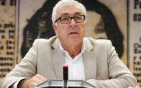 José Fernández, alcalde de Puebla de Sanabria (Foto. PSOE Zamora)
