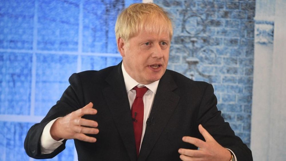 Boris Johnson, primer ministro del Reino Unido (Foto: @BorisJohnson)