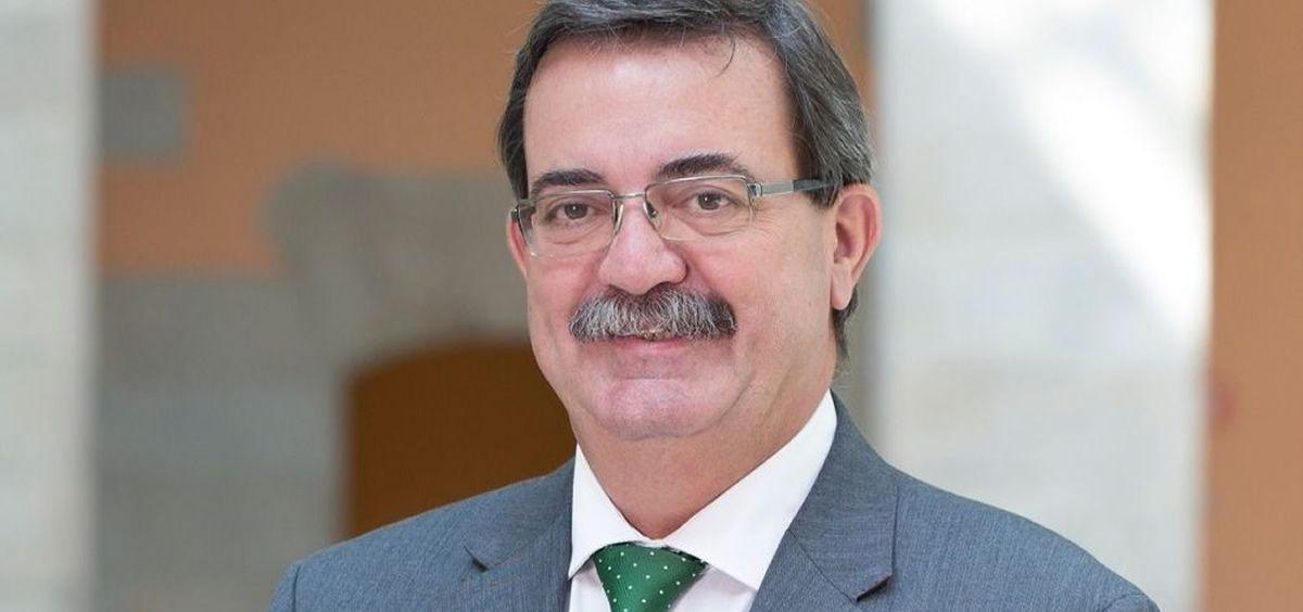 Manuel Molina, actual gerente del Hospital General Virgen del Rocío de Sevilla