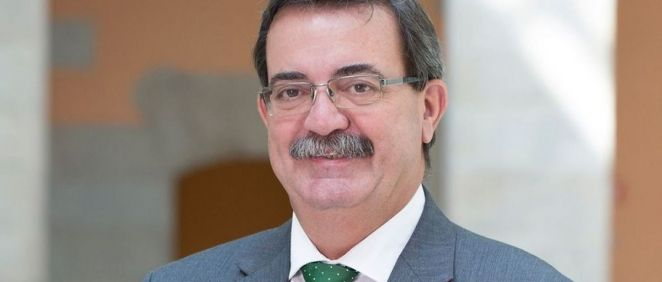 Manuel Molina, gerente del Hospital General Virgen del Rocío de Sevilla