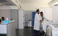 Unidad de Ictus del Hospital Juan Ramón Jiménez (Foto. Junta de Andalucía)