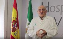 Jesús Peinado, subdirector de protección de Salud (Foto. Junta de Andalucía)
