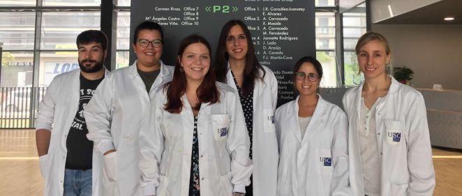 Investigadores del CIBER de Obesidad y Nutrición (Ciberobn) y de la Universidad de Santiado de Compostela (Foto. CIber)