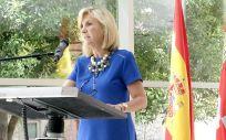 Verónica Casado, consejera de Sanidad de Castilla y León (Foto: Comunicación JCYL)