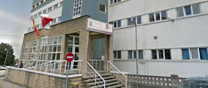 Sede del Servicio Cántabro de Salud (Foto. Gobierno de Cantabria)