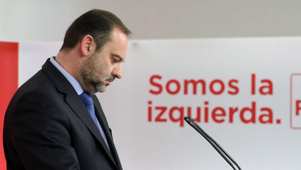 José Luis Ábalos, secretario de Organización del PSOE (Foto: Flickr PSOE)
