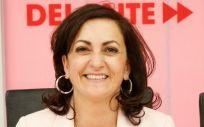Concha Andreu, futura presidenta de La Rioja (Foto. Twitter PSOE La Rioja)