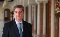 José Mª Rueda Segura, nuevo presidente de Uprosase. (Foto: Colegio Oficial de Enfermería de Sevilla)