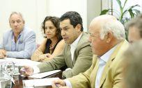 Juanma Moreno, al día sobre brote de listeriosis (Foto. Junta de Andalucía)