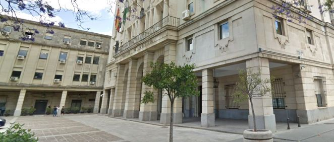 Audiencia Provincial de Sevilla (Foto: Google Maps)