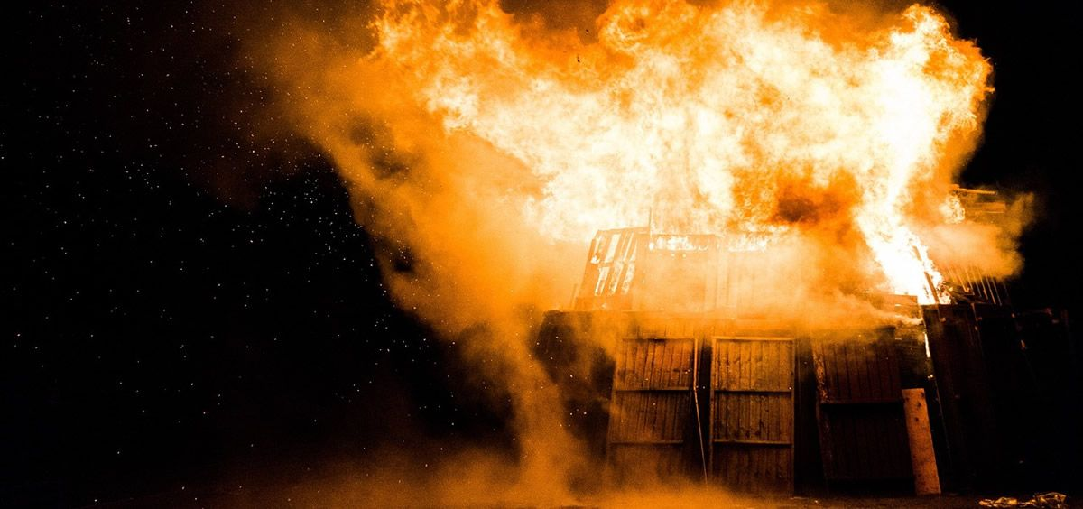 Incendio (Foto. Pixabay)