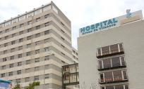 Fachada del Hospital Arnau de Vilanova (Foto. Google Maps)