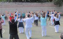 Actividades realizadas en el peridodo estival (Foto. Comunidad de Madrid)