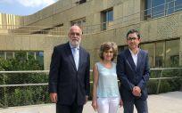 La ministra ha visitado este martes el Basque Culinary Center en San Sebastián. (Foto: Ministerio de Sanidad)