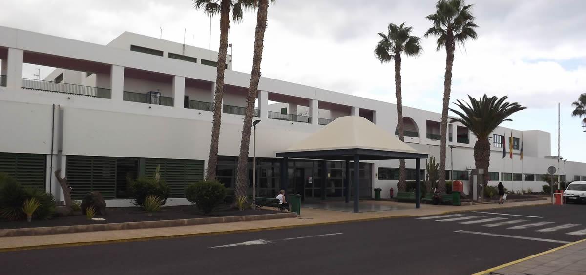 Hospital Doctor José Molina Orosa de la Isla (Foto. Gobierno de Canarias)