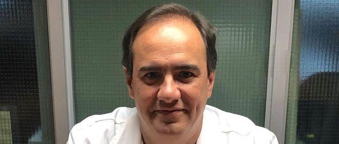 El doctor Segundo Rite Gracia, jefe de Sección de la Unidad de Neonatología del Hospital Materno Infantil Miguel Servet de Zaragoza en Aragón (Foto. SENeo)
