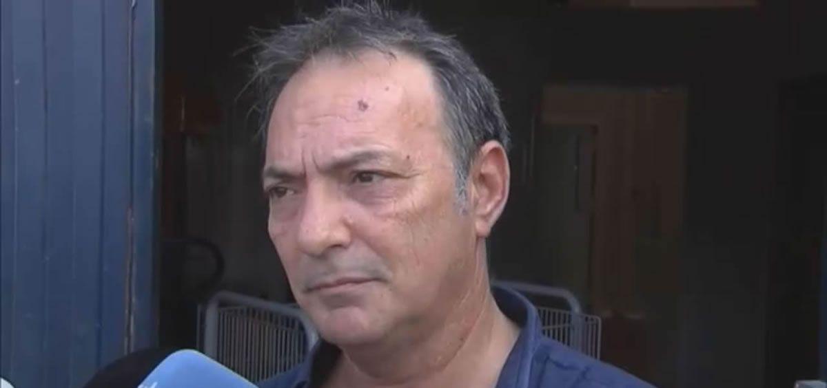 José Antonio Marín, gerente de Magrudis (Foto. Captura de Antena 3)