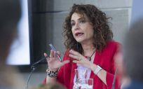 María Jesús Montero, ministra de Hacienda en funciones (Foto: La Moncloa)