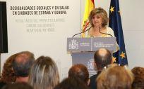 María Luisa Carcedo, ministra de Sanidad, Consumo y Bienestar Social en funciones (Foto: Ministerio de Sanidad)