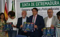 Presentación de la campaña (Foto. Junta de Extremadura)