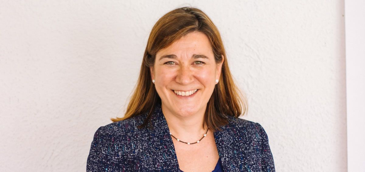 Sara Alba, consejera de Salud de La Rioja (Foto. Twitter Lares)