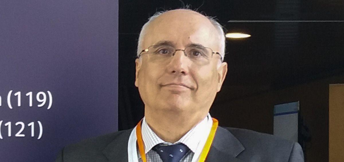 El doctor Francisco Botella, vocal del área asistencial y de comunicación de la SEEN (Foto. ConSalud.es)