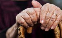 Persona mayor (Foto. Xunta de Galicia)