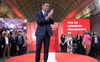 Pedro Sánchez, secretario general del PSOE y presidente del Gobierno en funciones (Foto: PSOE)